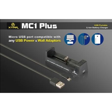 Xtar MC1 Plus laturi